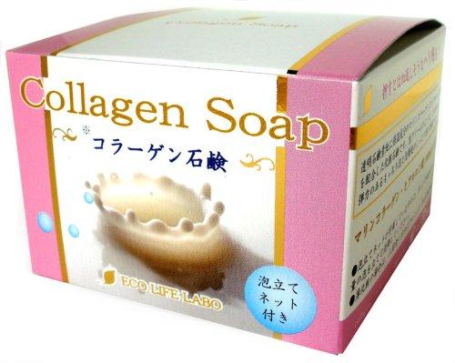他の写真3: コラーゲン洗顔石鹸80g化粧箱入